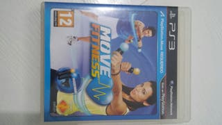 Juego Move Fitness Ps3