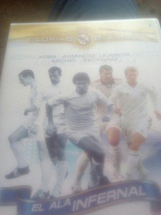 glorias blancas real Madrid