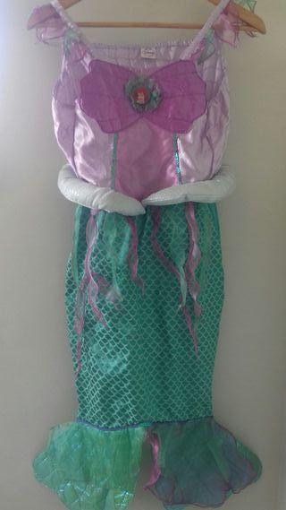 Disfraz La Sirenita Disney original