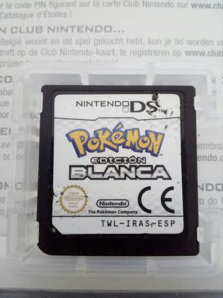 pokemon blanca