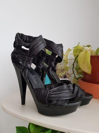 zapatos Burberry Prorsum
