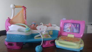 clinica bebe Nenuco