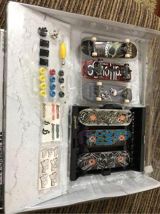 Tech deck, mini skate