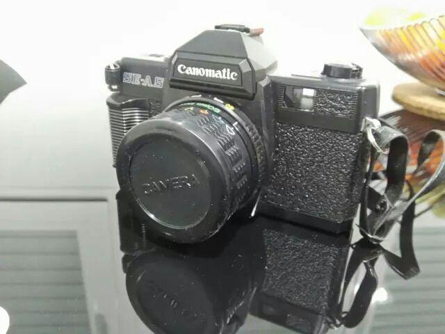 camara fotos vintage canomatic modelo SE-A5
