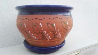 Mecetero cerámica