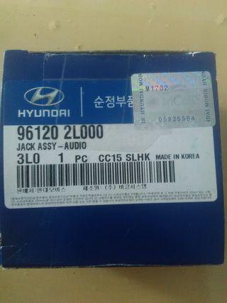 USB AUX ipod para HYUNDAI i30 / Elantra 2008-2011