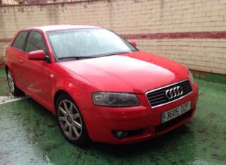Audi A3 cambio por otro