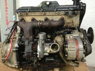 Despiece de motor Land cryiser kzj90
