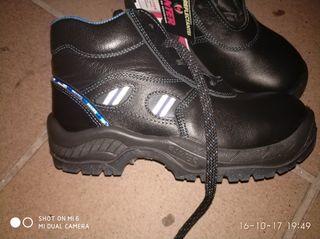botas seguridad panter