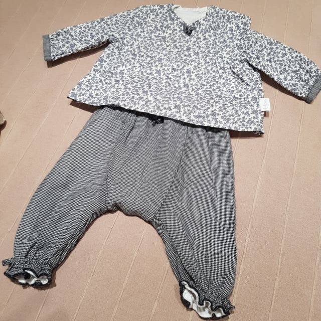 91f897059 Conjunto vestir niña marca Jottum T 3-6 meses de segunda mano por 25 ...