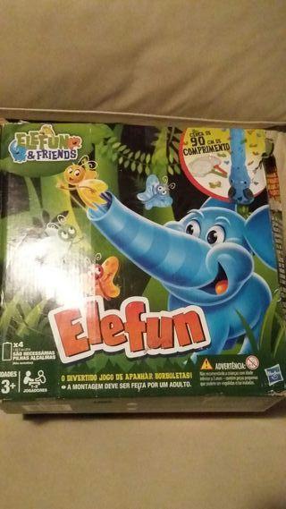 juguete elefun hasbro