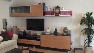Mueble tv y auxiliar
