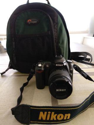 Camara reflex digital