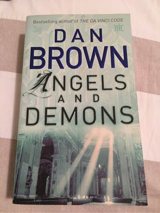 Libro inglés Angels and Demons