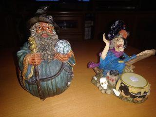 Figuras de brujas