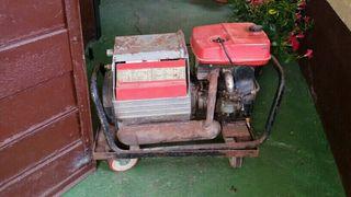 generador soldadora