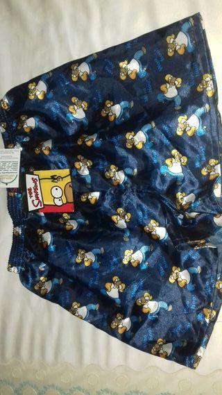 calzoncillo Los Simpsons