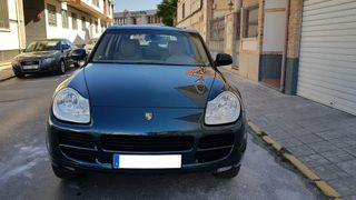 Porsche Cayenne 2005 con GLP HOMOLOGADO