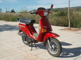 despiece de moto vespa delta 50