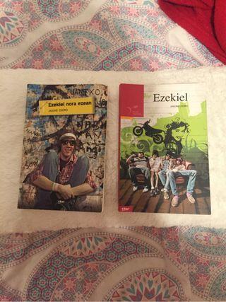 Dos libros en euskera