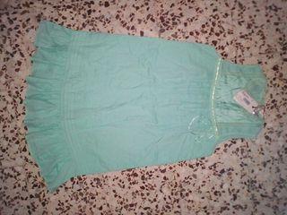 Vestido lencero NUEVO fornanina M