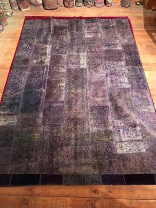 Vintage alfombra 3.60x2.60