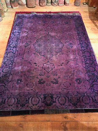 Vintage alfombra 3.50x2.50