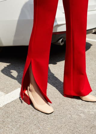 Zapatos nuevos temporada mango