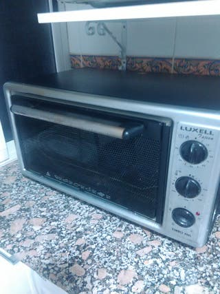 Se vende horno portatil