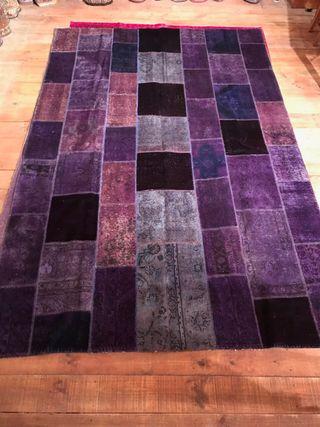 Vintage alfombra 3.70x2.50