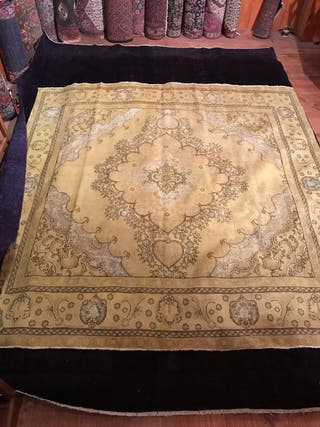 Vintage alfombra 3.00x3.00