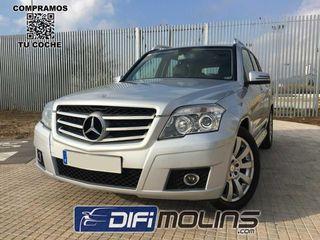 Mercedes Clase GLK 320CDi Aut. 4M 224cv