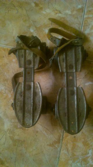 antiguos patines españa