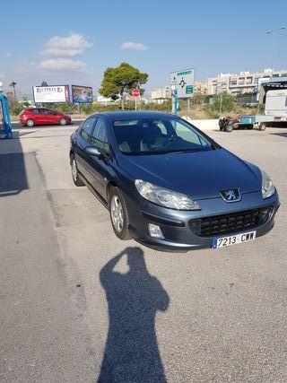 Peugeot 407 2004.1 año de garantía y trasfetido