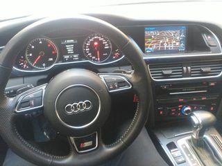 Audi A4 2014 todos los extras