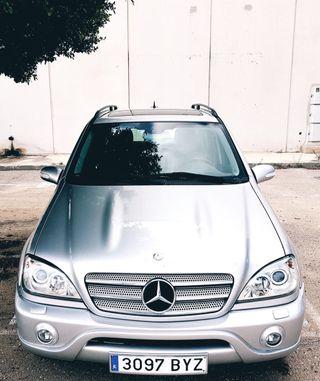 Mercedes-benz Clase ML 55 AMG