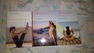 3 Libros por el precio se 1. Cuerpo y Mente