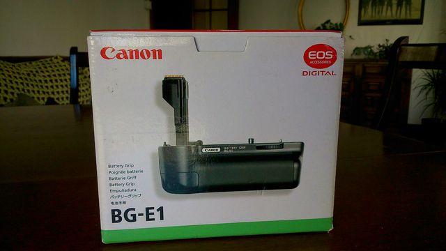 Grip Canon BG-E1