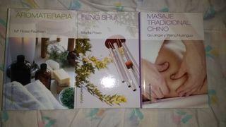3 Libros por el precio de 1. Cuerpo y Mente .