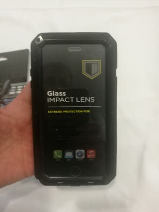 Protector total iPhone 6 plus