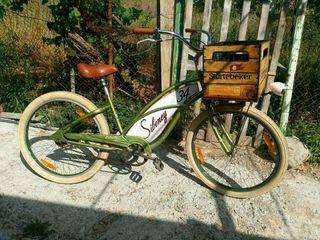 Bicicleta cruiser marca electra