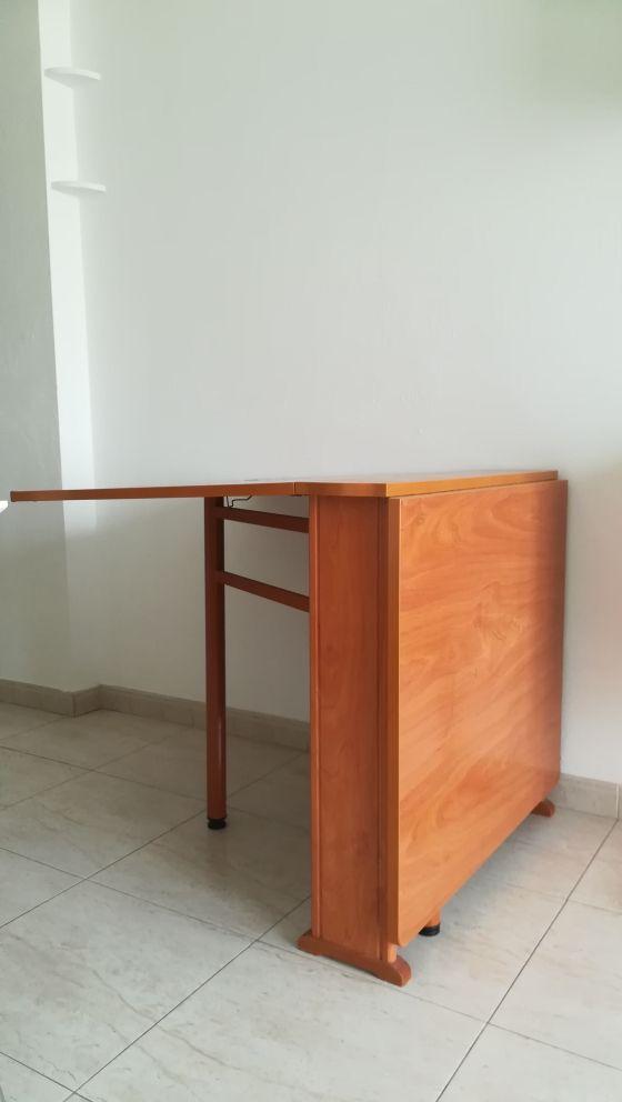 Mesa Plegable Comedor de segunda mano por 50 € en Arona en WALLAPOP