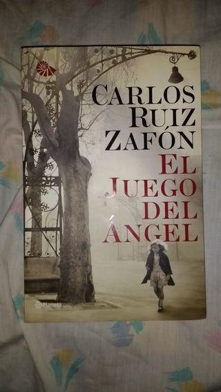 Libro : El juego del Angel