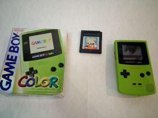 Consola nintendo game boy color