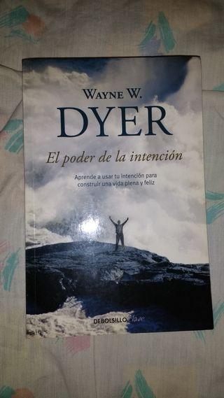 Libro: El poder de la intención.