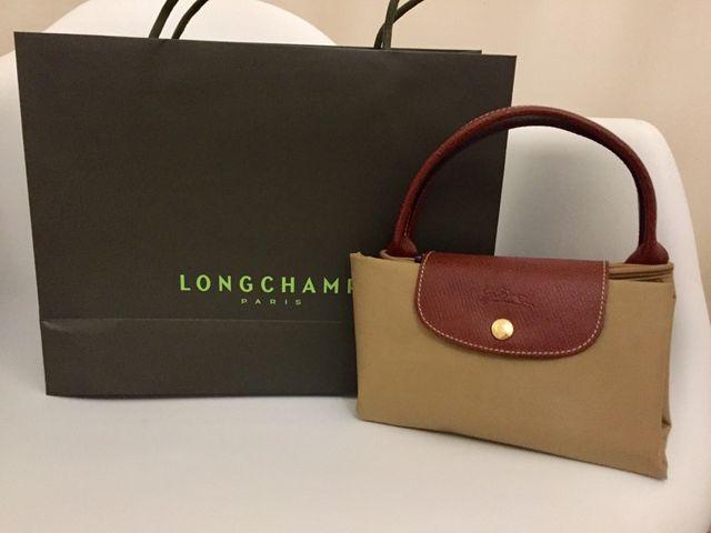 4bf6470398417 Bolso Longchamp de segunda mano por 35 € en Sant Boi de Llobregat en ...