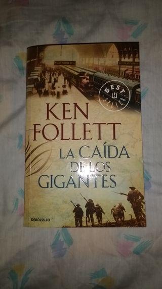 Libro : La caida de los Gigantes de Ken Follett
