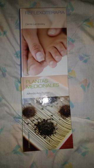 Libro: Plantas Medicinales y Reflexoterapia