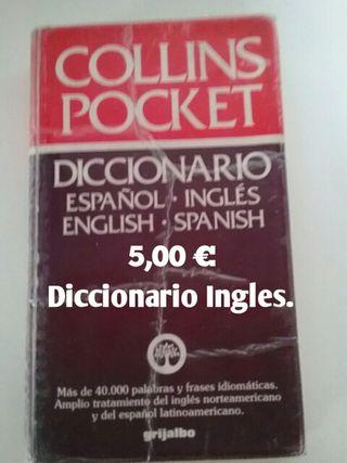 Diccionario inglés.