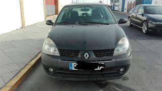 Renault Clio 2005 - Cambio por furgoneta